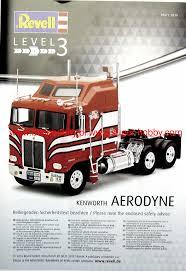 kenworth aerodyne truck kenworth aerodyne revell 07671