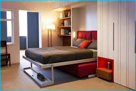 Wall Mounted Folding Bed Tips For Small Bedroom Wall Mounted Bed Bed In A Closet Folding