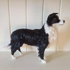 ornaments figurines border collie collectables ebay