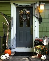 Decorate Your Home For Halloween The Best 35 Front Door Decors For This Year U0027s Halloween