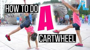 How To Do A Basic Resume A Simple How To Do A Cartwheel Step By Step Tutorial Youtube
