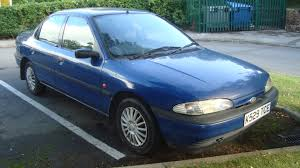 ford mondeo 1 6 1993 auto images and specification