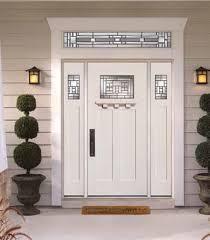 Exterior Door With Window Exterior Doors Tague Lumber