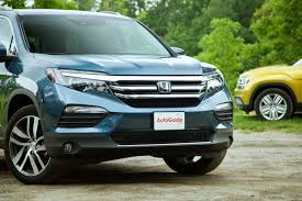 volkswagen atlas 2017 2018 volkswagen atlas vs 2017 honda pilot comparison test