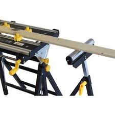portable mitre saw stand tilting height adjustable workmate