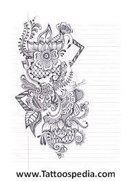 heart henna tattoo designs 5