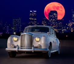 bentley night 1959 bentley s1 saloon william horton photography