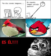 Angry Bird Meme - angry birds meme subido por davidloko memedroid