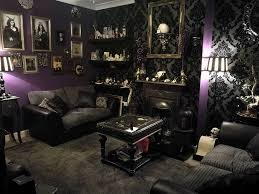 gothic room decor 45 gothic living room design ideas for your hallowen day dlingoo