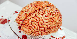 here u0027s how you make a really convincing and disgusting brain cake