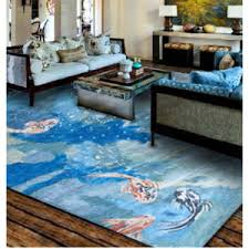 Beach Style Area Rugs How To Make A Statement With A Coastal Area Rug Coastal Style