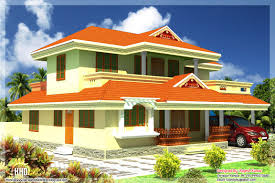 Kerala Home Design Thrissur by 2400 Sq Feet Kerala Style House Architecture Kerala Home Design