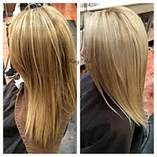 Nicole Richie Hair Extensions by Balayage Highlight By Nicole Highlight Balayage Blonde