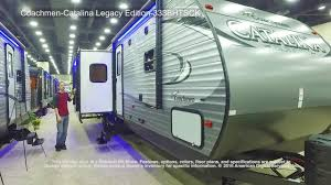 new 2017 coachmen rv catalina legacy 333bhtsck travel trailer at