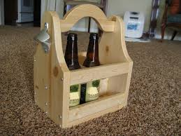 ana white beer tote diy projects