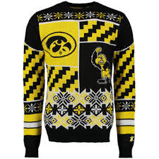 iowa hawkeye sweater iowa hawkeyes sweaters fanatics com