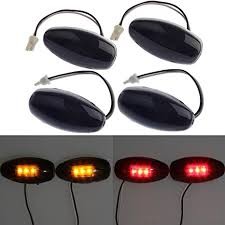 glasses with lights on the side amazon com hercoo dually bed fender side marker lights led