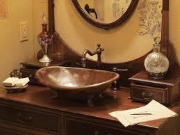 Bathroom Vanity With Copper Sink by Bathroom Vanity Mirrors Tags Antique Bathroom Vanity With Vessel