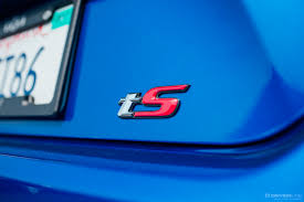 subaru rsti badge build your own ts transforming a subaru brz piece by pink badged