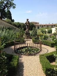 file villa di castello walled garden jpg wikimedia commons