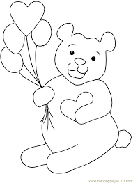 valentine chocolate coloring pages bestofcoloring