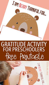 thanksgiving printables for preschoolers 140 best teaching thankfulness and gratitude images on pinterest