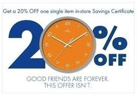 Bed Bath Beyond In Store Coupon Bed Bath And Beyond 20 Off Single Item Purchase