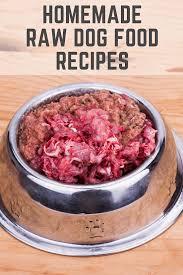 Raw Food Dinner Ideas Best 25 Raw Dog Food Ideas On Pinterest Pet Food Homemade Dog
