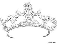 printable princess crown freeprintable printables 1
