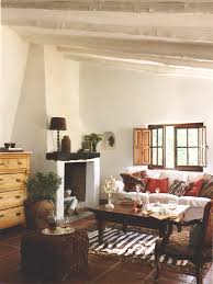a shot of the living room from the spanish interiors magazine
