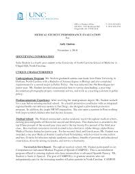 Resume For Residency Examples Of Recommendation Letters For Residency Programs Resume