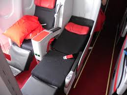 airasia review flight review airasia x a330 premium flatbed tokyo kul