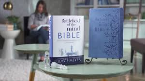 battlefield of the mind bible by joyce meyer youtube