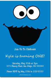 sesame street birthday invitations elmo birthday invitations