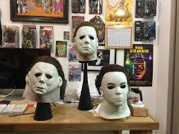 trick or treat studios reveals u0027halloween ii u0027 ben tramer mask