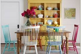 Colored Dining Room Chairs Bright Colored Dining Room Chairs Chairs Home Bright Dining