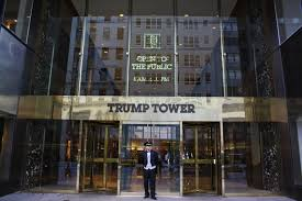 trump tower address trump tower a luxurious address with secret service protection and