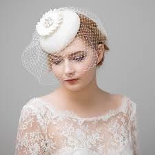 1950s hair accessories cersei 1950 s birdcage veil fascinator handmade bridal hair