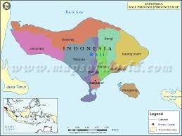 bali indonesia map bali map map of bali province indonesia