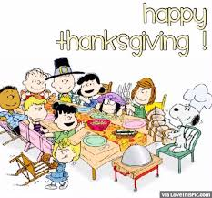 peanuts happy thanksgiving quote pictures photos and images for