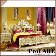 luxury king size european bedroom furniture set bedroom
