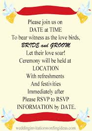 informal wedding invitations informal wedding invitation wording informal wedding invitation