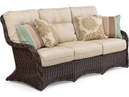palm springs rattan replacement cushions collection