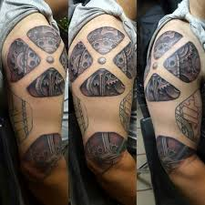 collection of 25 3d tattoos
