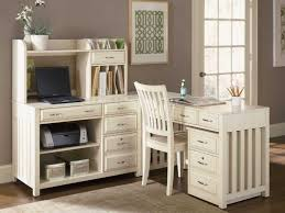 Office Desk Sets Office New Furniture White Office Desk With Many Drawers For