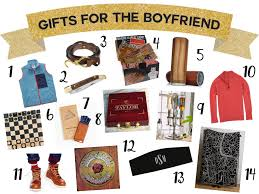 gifts for boyfriend smustyle gift guide for the boyfriend