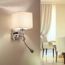wall sconce reading light modern wall sconce with switch wall bed ls 2 pcs 1w led reading