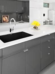 Slab Door Kitchen Cabinets by Slab Doors Vs Shaker Cabinet Doors Google Search Home Office
