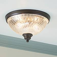 Ceiling Mount Bathroom Light Fixtures Shop Bathroom Wall Lighting At Lowes