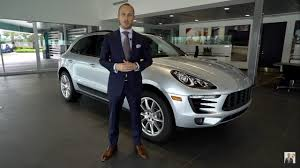 Porsche Macan Facelift - let u0027s cover 6 key features of the 2017 porsche macan youtube